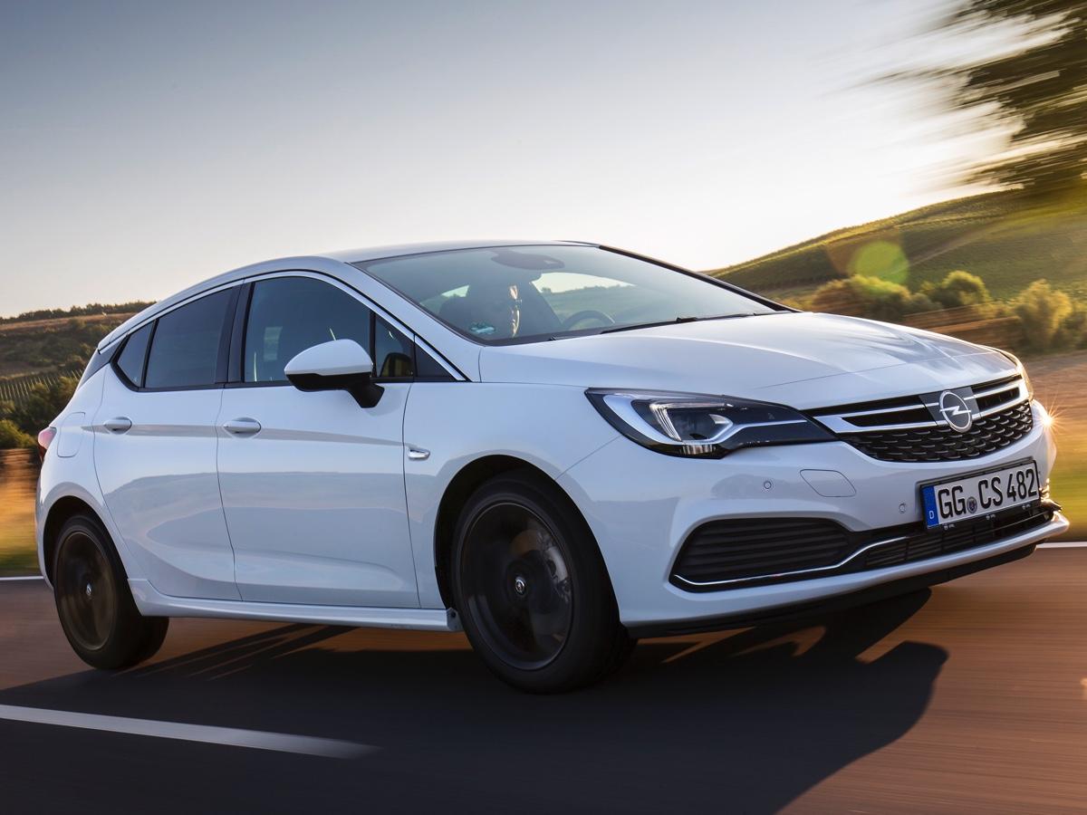 Opel Astra Euro 6d-Temp