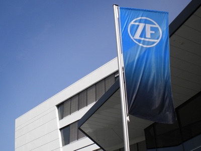 ZF establishes third research and development center in China