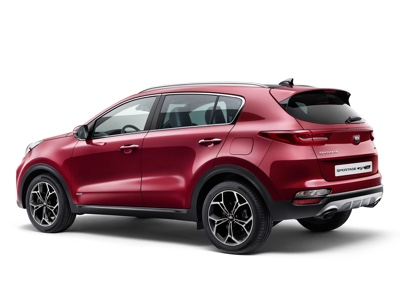 Kia unveils new Sportage with diesel mild hybrid powertrain