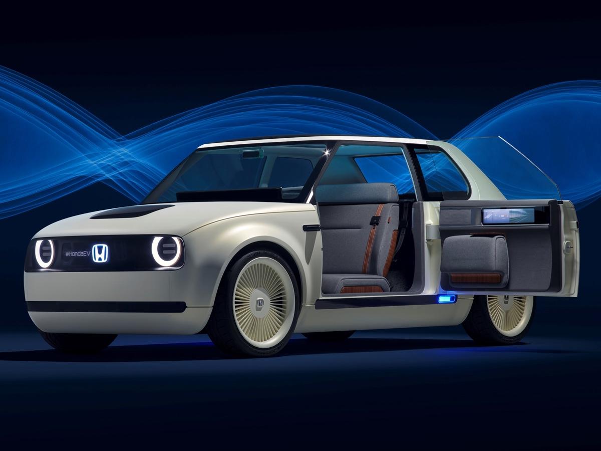 Honda Urban EV premio