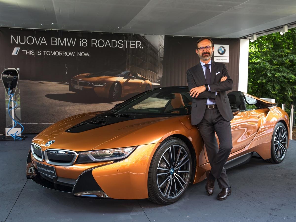 BMW iRoadster Salone Torino