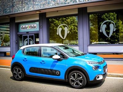 Citroën con Radio Italia per il Concerto in Piazza Duomo a Milano