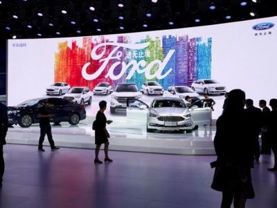 Ford in pesante flessione in Cina