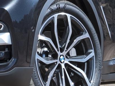 Bridgestone fornitore globale della nuova BMW X3