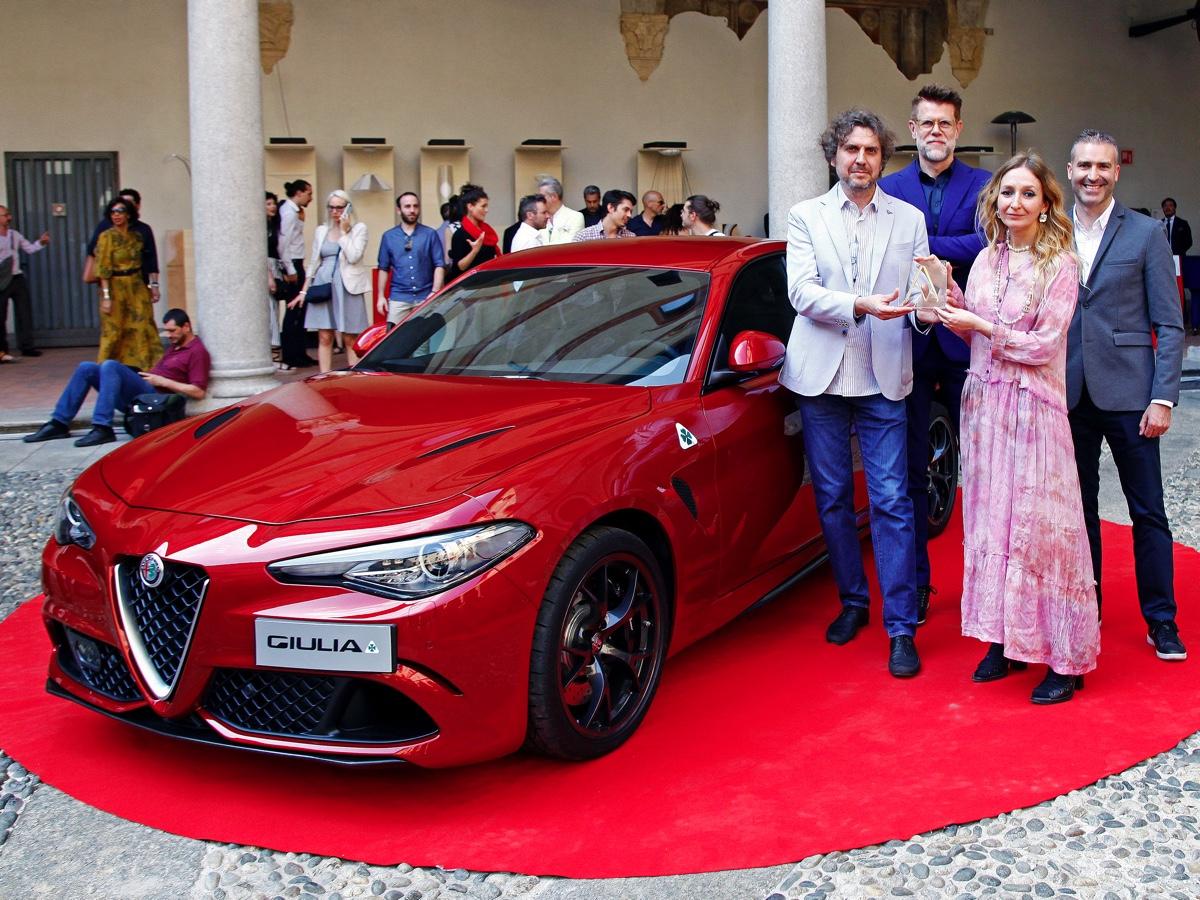Alfa Romeo Giulia Compasso d'Oro