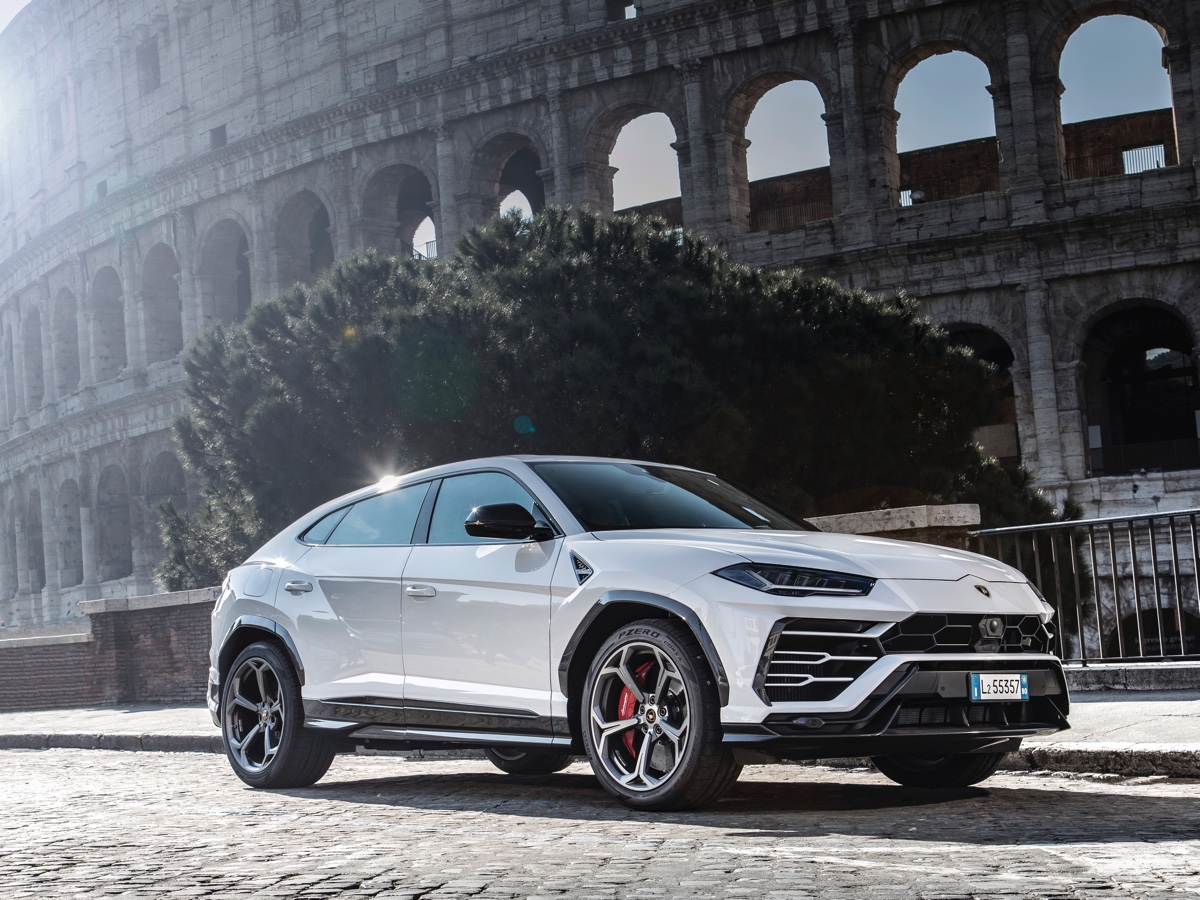 Lamborghini concessionaria Roma