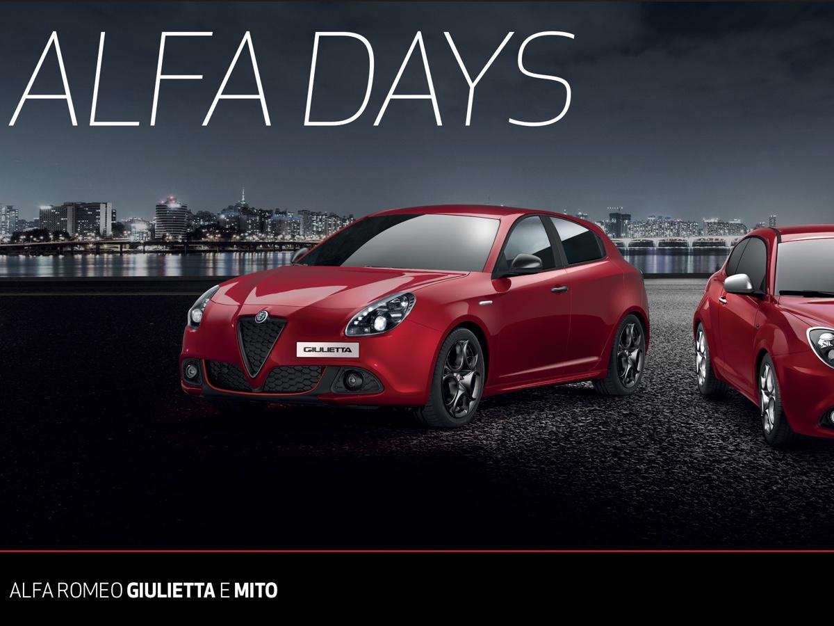 Alfa Romeo Days