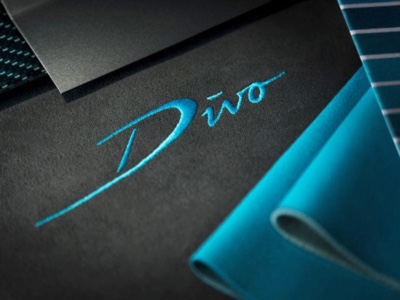 In August the debut of the new Bugatti Divo hypercar