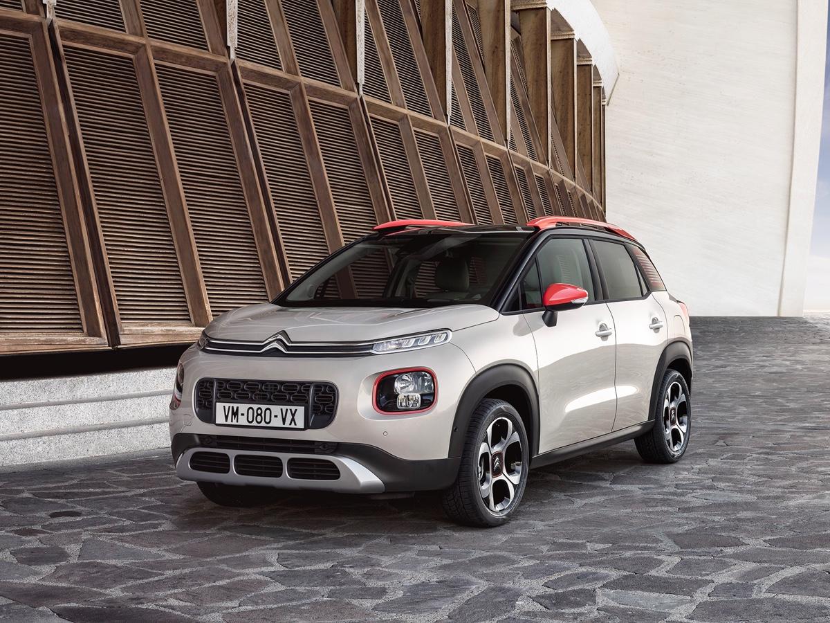 Citroën C3 Aircross vendite boom