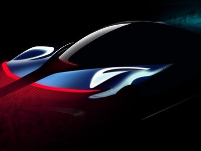 Automobili Pininfarina reveals new images of the PF0 hypercar
