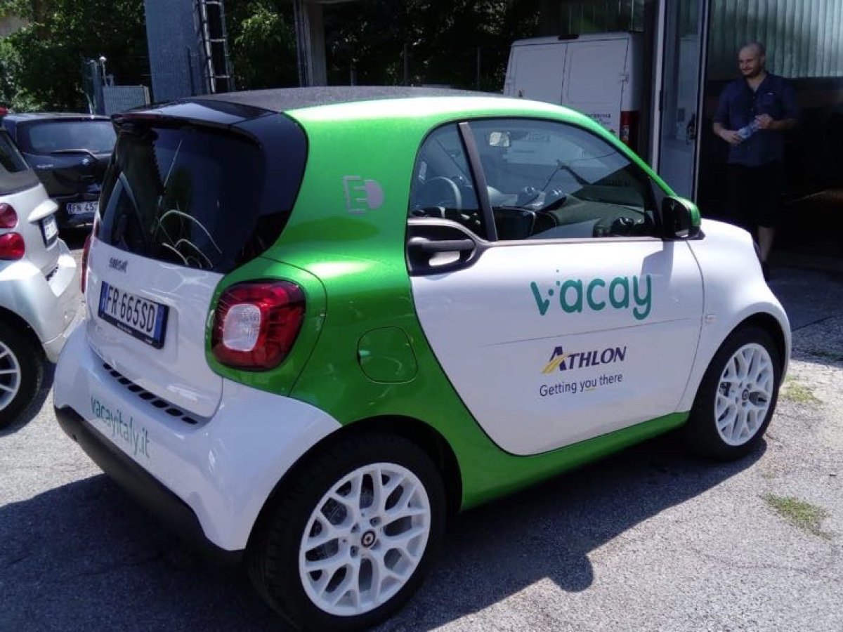 Smart EQ Vacay