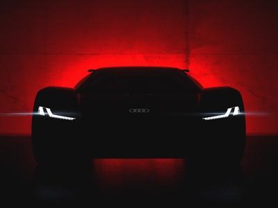 Audi: concept di EV sportiva PB 18 e-tron a Pebble Beach