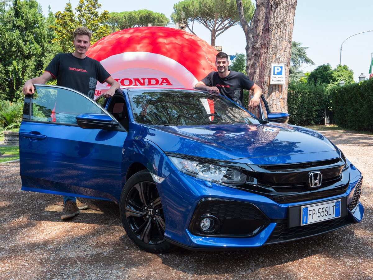 Honda volley Italia