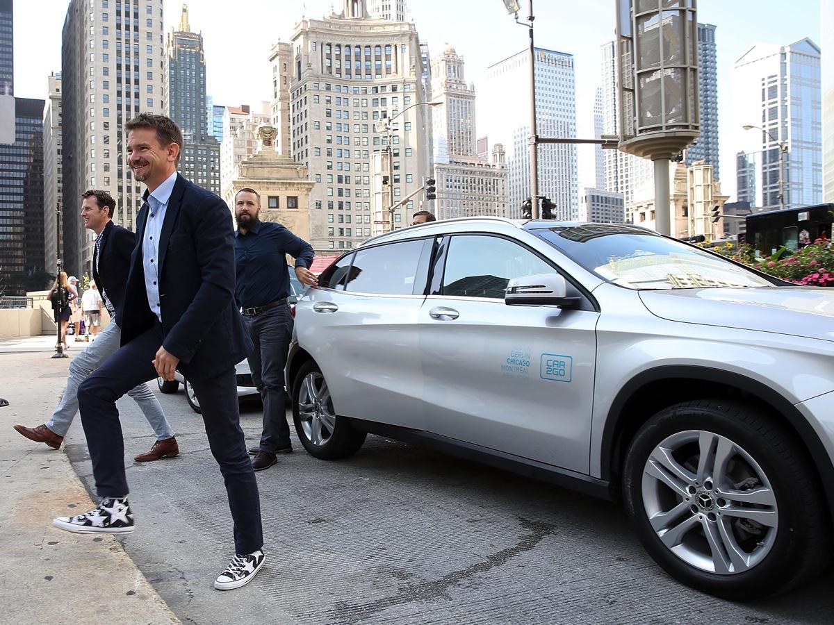 car2go Chicago