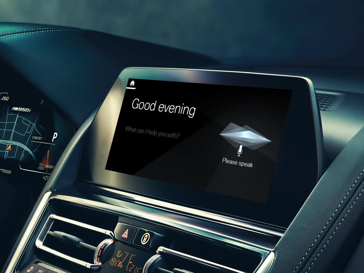 BMW Intelligent Personal Assist