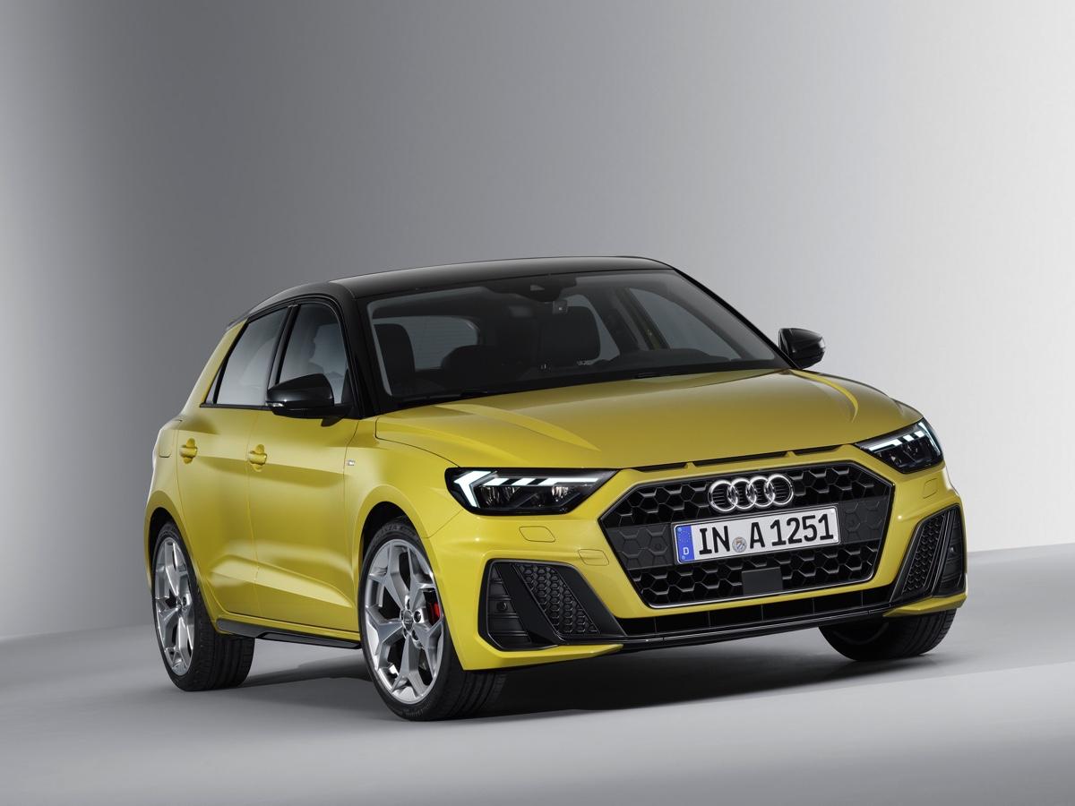 Audi A1 Sportback ordini