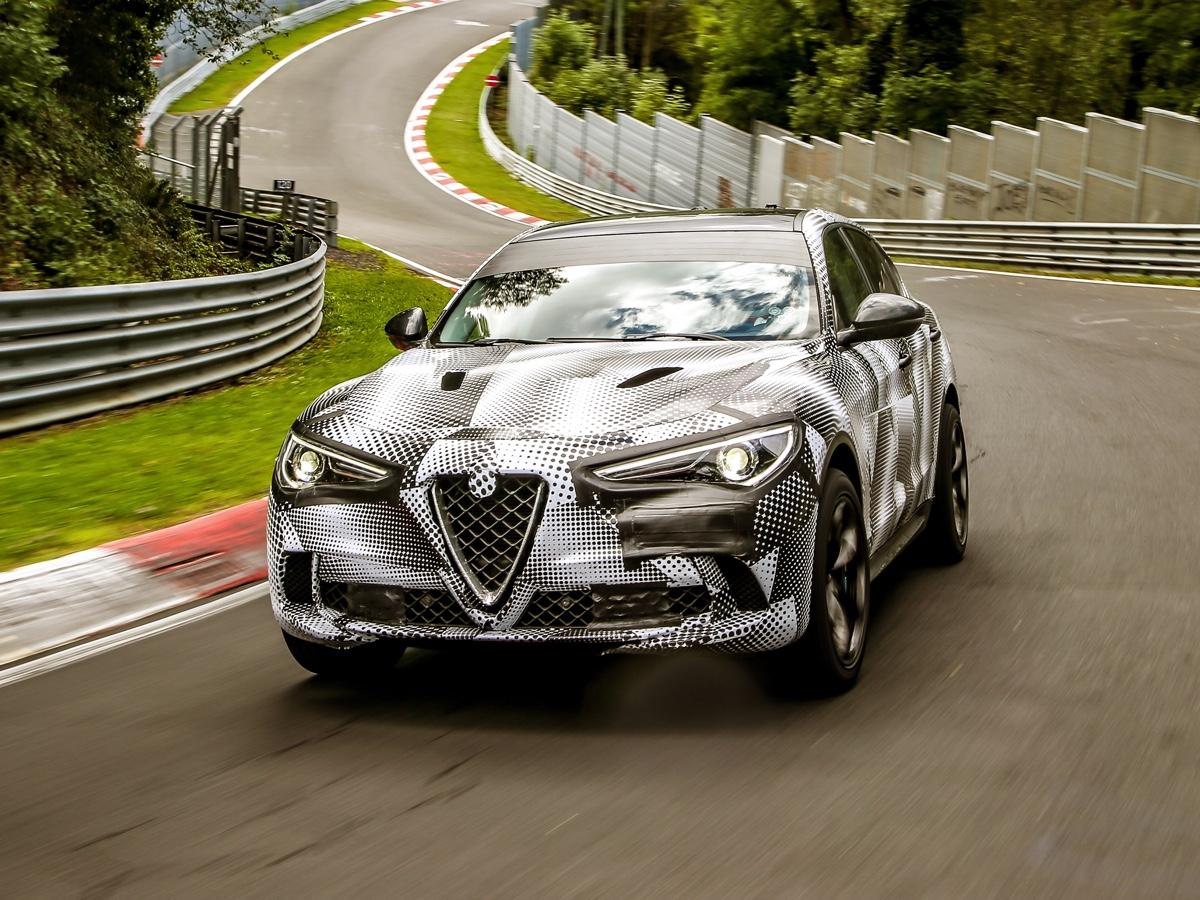 Alfa Romeo Quattroruote Street Show