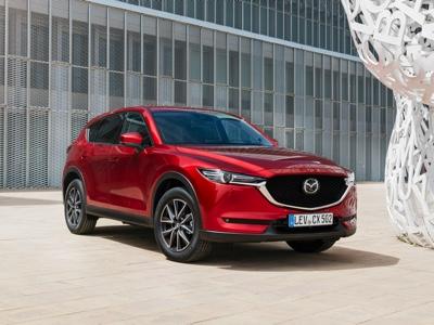 Mazda rinnova CX-5 con motori più potenti ed efficienti