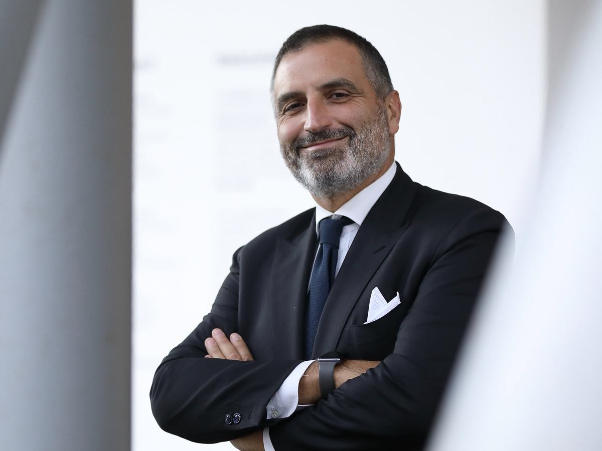 BMW Italia Andrea Gucciardi