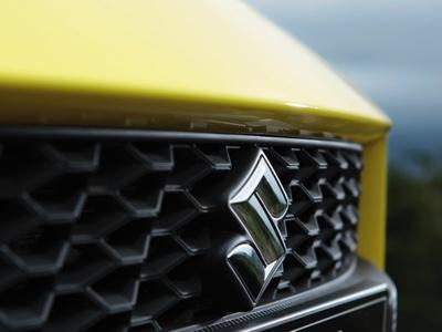 Fatturato Suzuki +4% nel terzo trimestre 2018