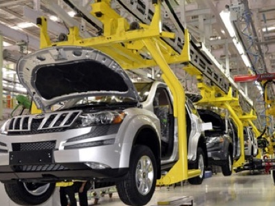 Ford and Mahindra to co-develop midsize SUV for India and emerging markets