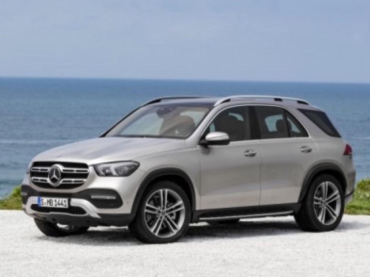 Mercedes nuovo GLE