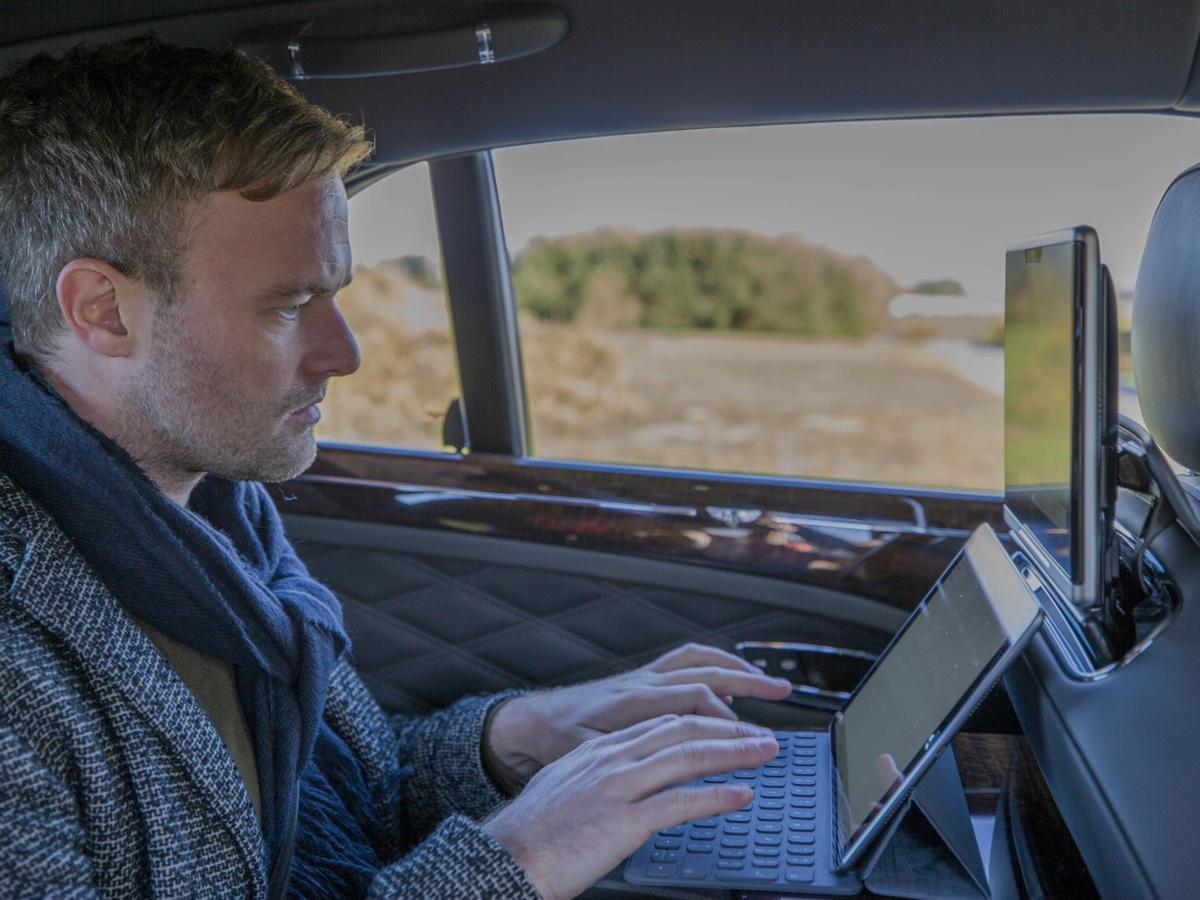 Bentley Wi-Fi Advanced Connectivity