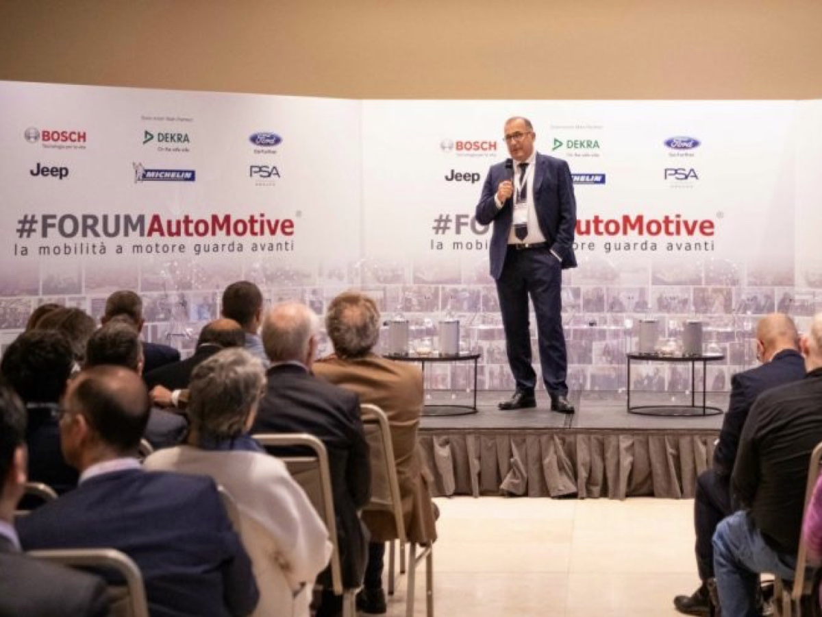 FORUM AutoMotive Milano 30 ottobre 2018