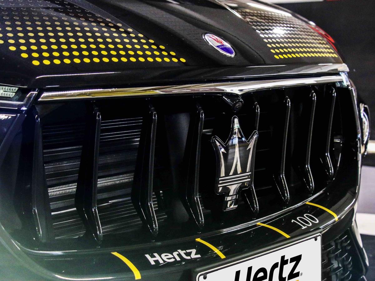 Hertz Maserati Levante Limited Edition