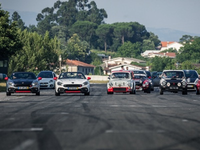 The European Abarth Day 2018 ended with extraordinary public success