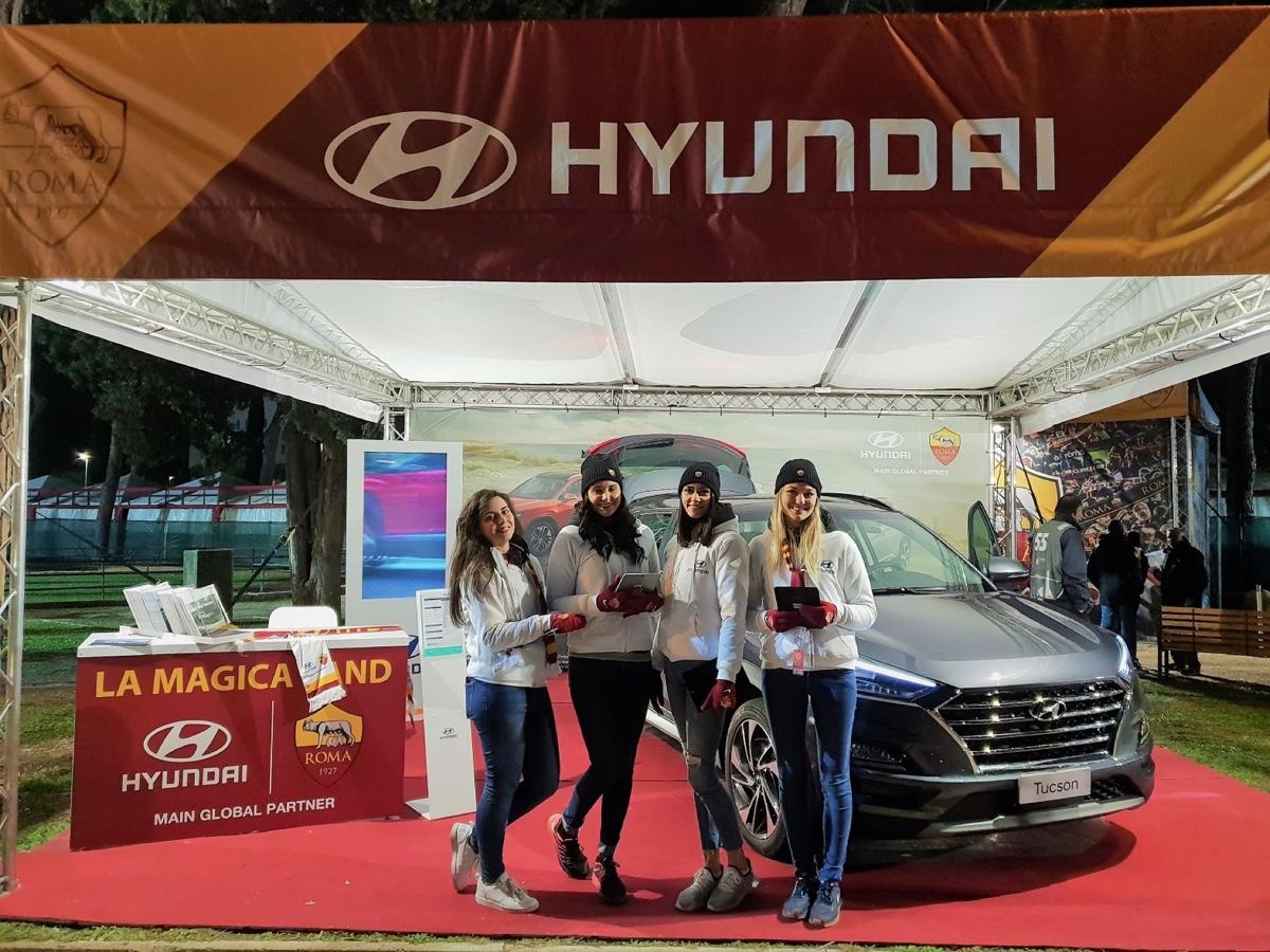 Hyundai AS Roma La Magica Land