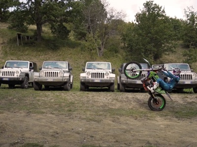 Jeep participates in the International Day of People with Disabilities
