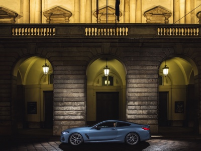 BMW Italia official partner of the inaugural evening of the Teatro alla Scala in Milan