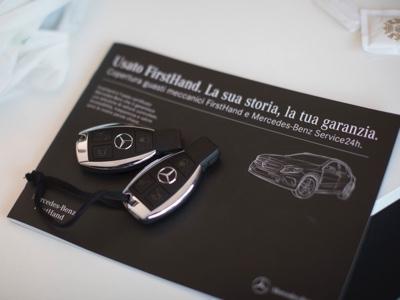 Il programma Mercedes FirstHand festeggia 100.000 clienti italiani