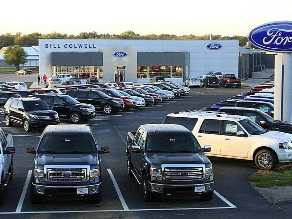 Ford dealer USA