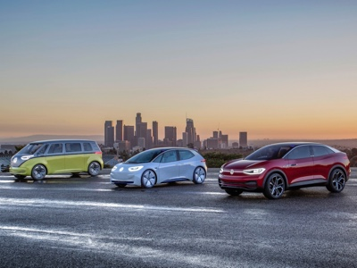 VW mulls Tesla-style deposits for I.D. electric car reservations