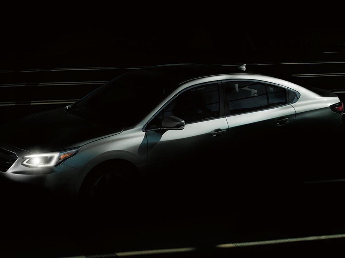 Subaru Legacy 2020