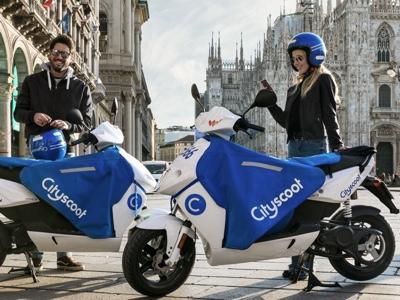 LeasePlan supporta Cityscoot per il lancio del servizio di scooter sharing elettrico a Milano