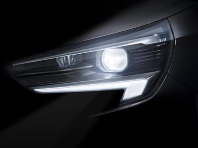 La sesta generazione di Opel Corsa adotterà i fari IntelliLux LED matrix di serie