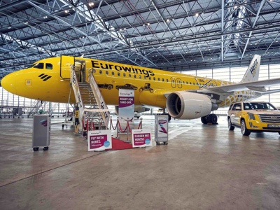 Hertz take off with Eurowings