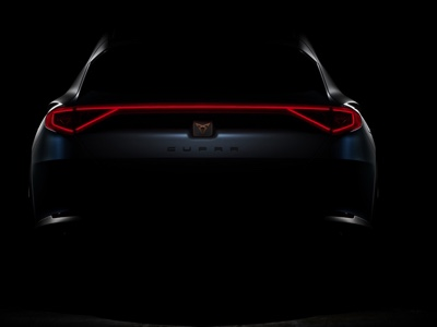 Cupra celebrates its first birthday with an original concept