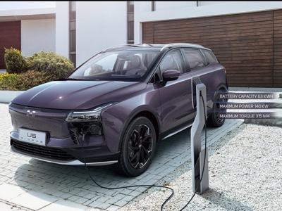 Aiways avvierà solo le vendite dirette online del SUV U5 in Europa