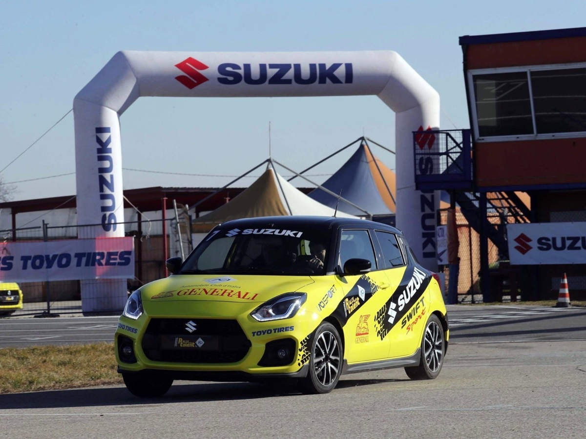 Suzuki ACI Rally Italia Talent 2019