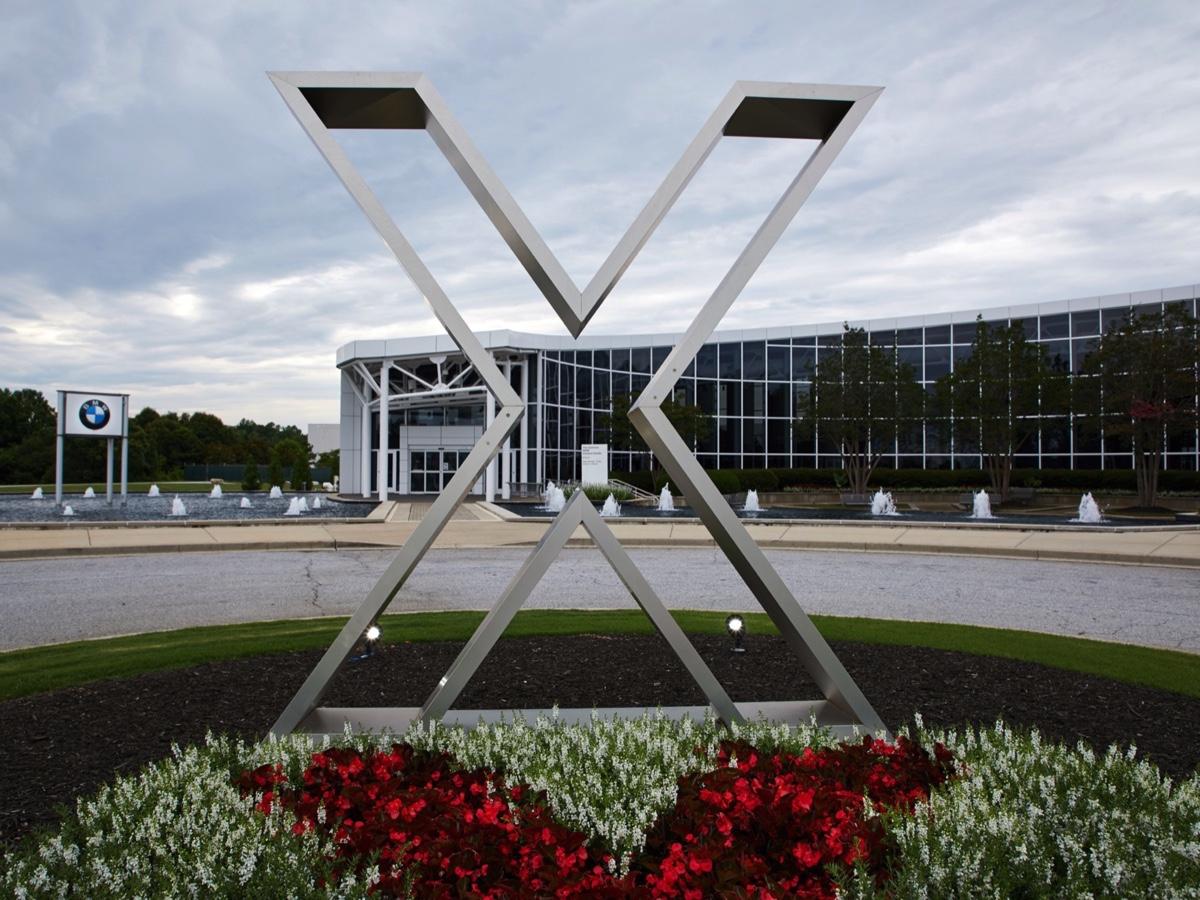 BMW fabbrica di Spartanburg, Sud Carolina USA