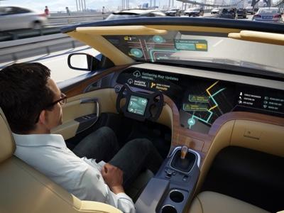 The UK develops standards for autonomous driving