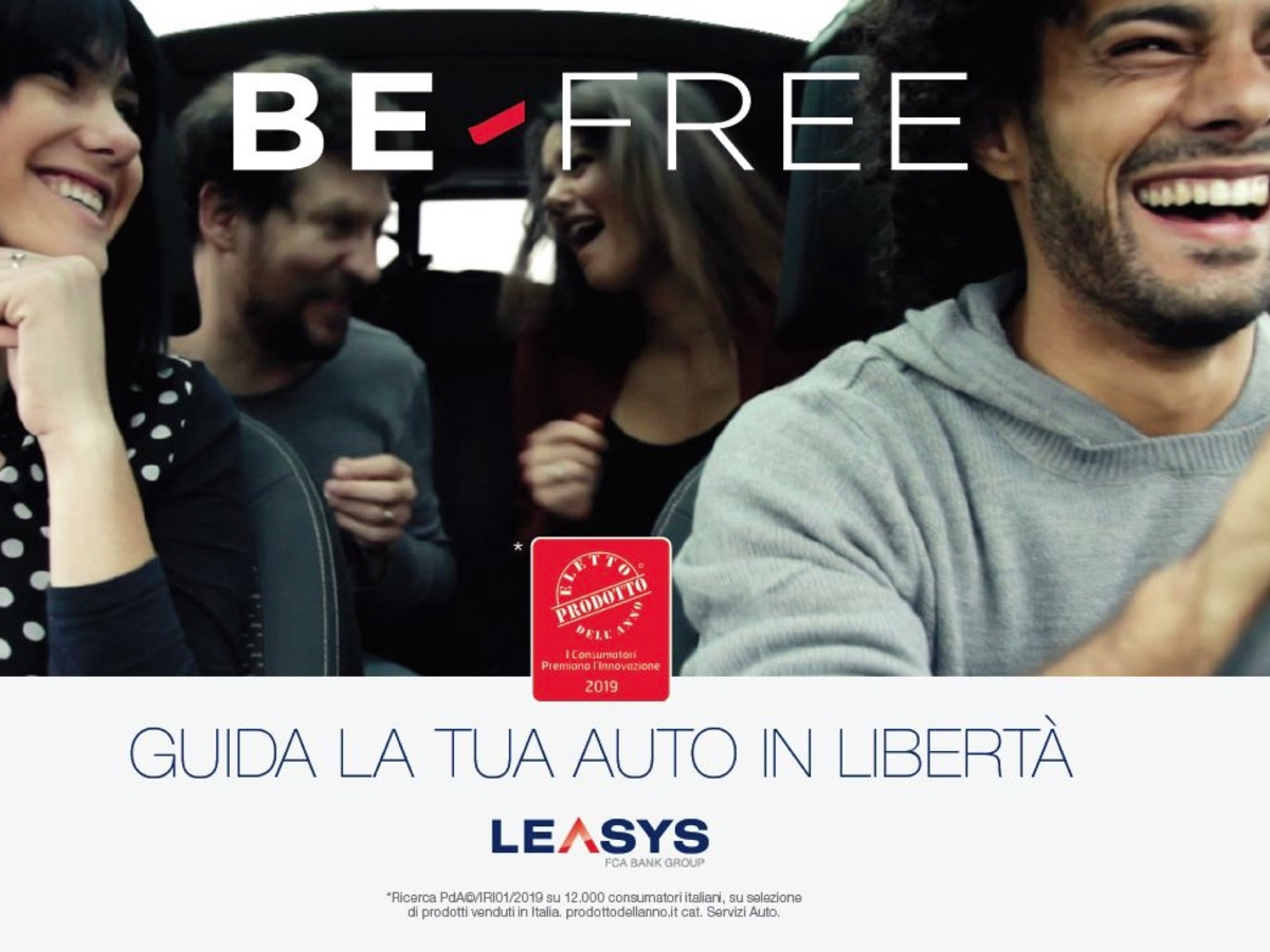 Leasys Be Free