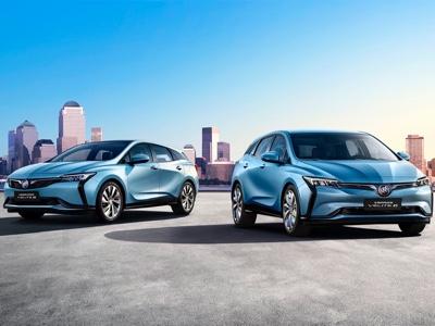 General Motors lancerà 9 veicoli elettrificati in Cina nei prossimi cinque anni