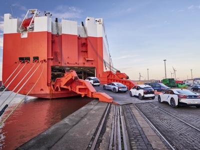 BMW è il primo produttore al mondo ad aderire alla Ship Recycling Transparency Initiative