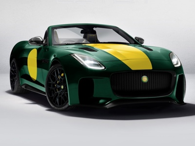 The Lister Motor Company launches LFT-C open-top version limited to 10 vehicles