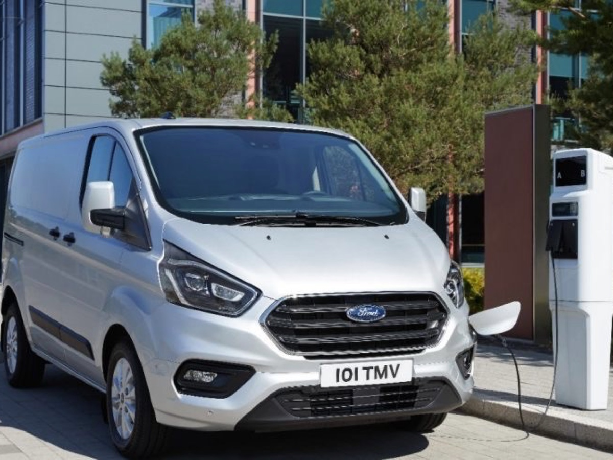 Ford City Data - Transit PHEV